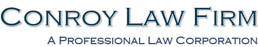 Conroy Law Firm A Professional Law Corporation